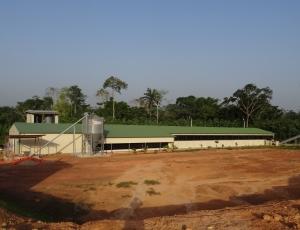Bâtiment Côte d'ivoire