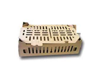 Boîte à poussins carton