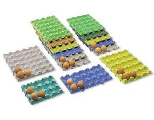 Calibreuses et les emballages