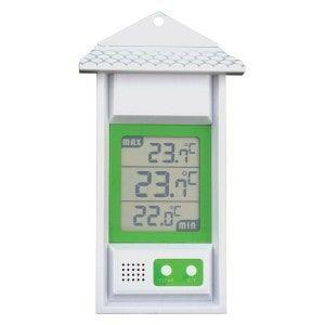 Thermomètre mini – maxi électronique
